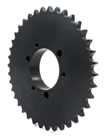 140J40 Sprocket QD Type sprocket