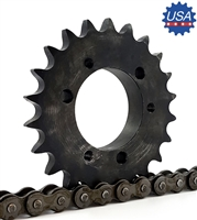 100E21 Sprocket QD Type sprocket