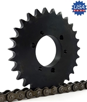 100E26 Sprocket QD Type sprocket