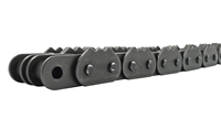 100-2 Sharp Top Roller Chain