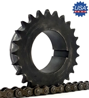 60Q25H sprocket taper bushed 60Q25H sprocket