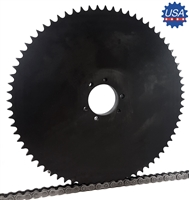 60SF70 sprocket QD type 60SF70 sprocket