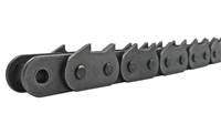 80 Sharp Top Roller Chain