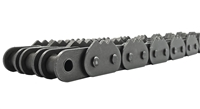 100-3 Sharp Top Roller Chain