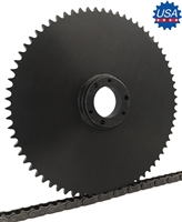 100F70 Sprocket QD Type sprocket