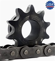 160R11H Sprocket taper bushed sprocket