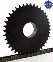 80R36 Sprocket taper bushed sprocket