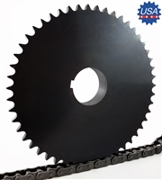 80R50 Sprocket taper bushed sprocket