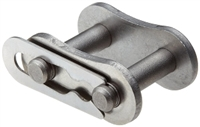 #80 Stainless Steel Side Bow Roller Chain Connecting Link