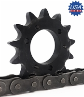 140E14 Sprocket QD Type sprocket