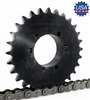 80SF25 Sprocket QD Type sprocket