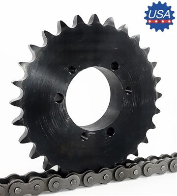 80SF20 Sprocket QD Type sprocket