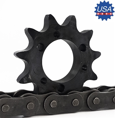 120E16 Sprocket QD Type sprocket