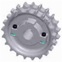 820 Z19 Split Sprocket