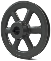 AK59 Pulley 1-18 Bore
