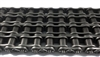 API Certified #160-4 Quad Strand Cottered Roller Chain