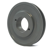 BK36H Pulley single-groove 3.75 OD