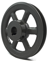 BK100 Pulley 1-14 Bore