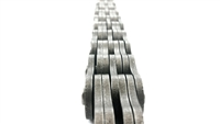 Connecting Links Jeremywell 2 Pieces BL444 Leaf Chain for Forklift Chain ANSI Standard