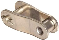 C2040 Nickel Plated Offset Link