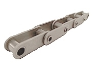 C2040 Stainless Steel Hollow Pin Roller Chain