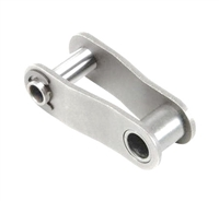 C2060 Stainless Steel Hollow Pin Offset Link