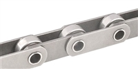 C2062 Stainless Steel Hollow Pin Roller Chain