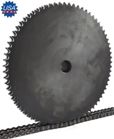 Metric D08B114 Sprocket