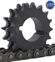 Taper Bushed D08ATB15 Sprocket