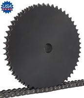 D40B54 Sprocket With Stock Bore ANSI Sprocket