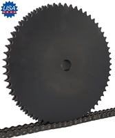 D40B60 Sprocket With Stock Bore ANSI Sprocket