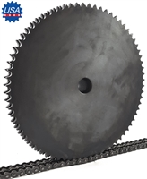 D40B76 Sprocket With Stock Bore ANSI Sprocket