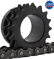 D40H15 sprocket double D40H15 sprocket