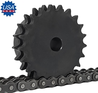 D50B24H Sprocket ANSI Double D50B24H Sprocket