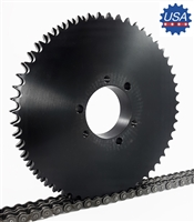 D100J60 sprocket double D100J60 sprocket