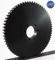 D100J70 sprocket double D100J70 sprocket