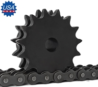 D80B19H Sprocket ANSI Double D80B19H Sprocket