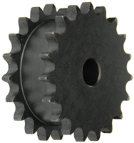 #50 Double Single Sprocket With 22 Teeth