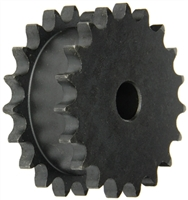 DS80A14H sprocket ANSI double single sprocket