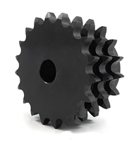 Triple E40B25H Sprocket