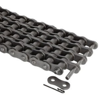 100-4 Roller Chain - 10ft Box