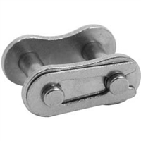 Economy Plus #100SS Stainless Steel Roller Chain Connecting Link