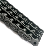 #180-3 Triple Strand Cottered Roller Chain