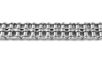 #50-2 Double Strand Stainless Steel Roller Chain