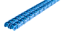 Economy Plus #80-2 Double Strand Corrosion Resistant Coated Roller Chain