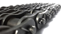 Economy Plus #80-4 Quad Strand Cottered Roller Chain