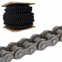 Economy Plus 50 Roller Chain 100ft Reel
