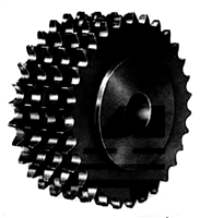 Four Strand F160B20 Sprocket