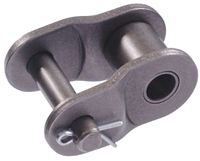 General Duty Plus #40 Roller Chain Offset Link