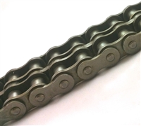 #80-2 Double Strand Riveted Roller Chain
